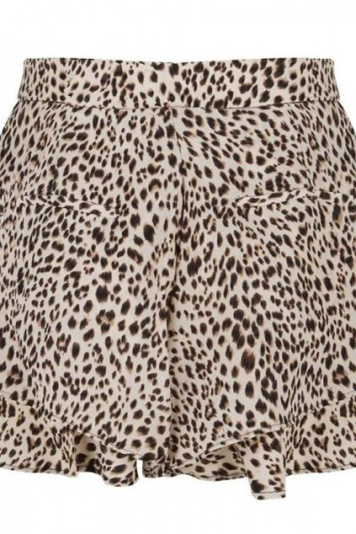 Jacky Luxury Short Leopard