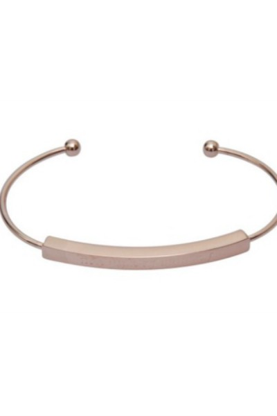 Armband Quote Rose Gold
