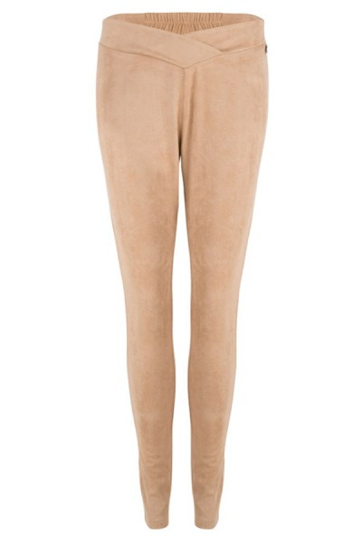 Jacky Luxury Legging Suede