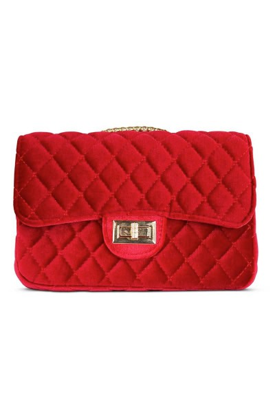 Miracles Tas Kingston Red