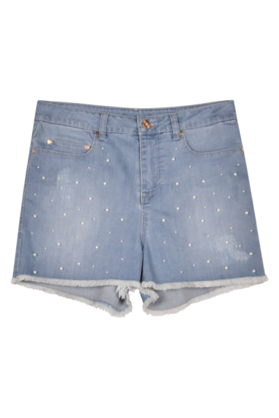Miracles Short Tompo Lightdenim