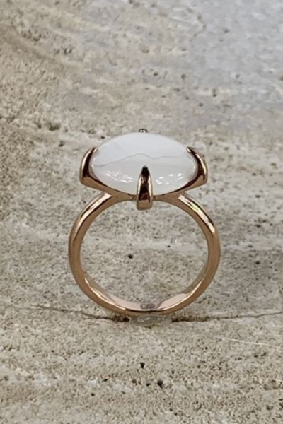 Miracles Ring Annelien White