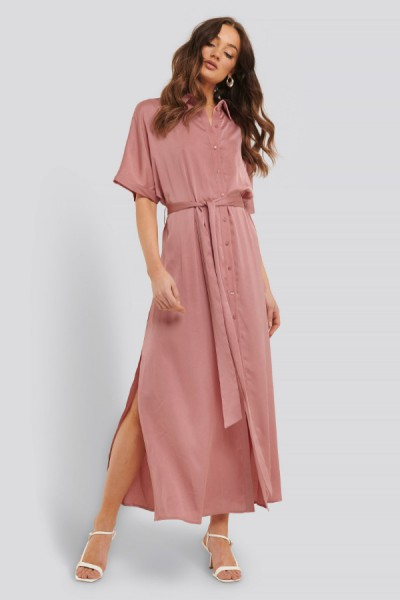 Jurk Tilde Dusty Pink