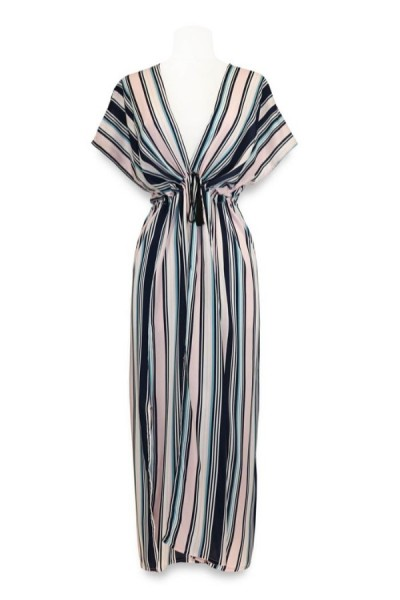 Miracles Long Beach Dress Lago Di Cece