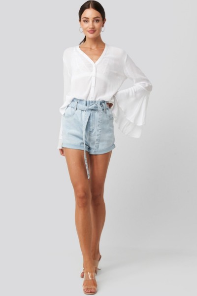 Daniella Shorts Denim