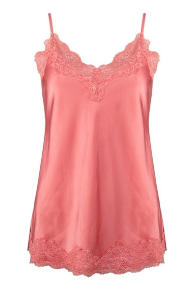 Jacky Luxury Topje Satin Coral