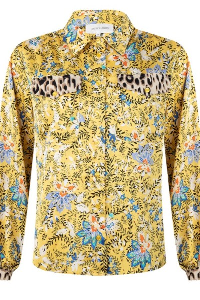 Jacky Luxury Blouse Bloemenprint