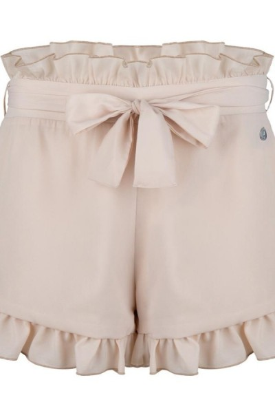 Jacky Luxury Short Ruffles
