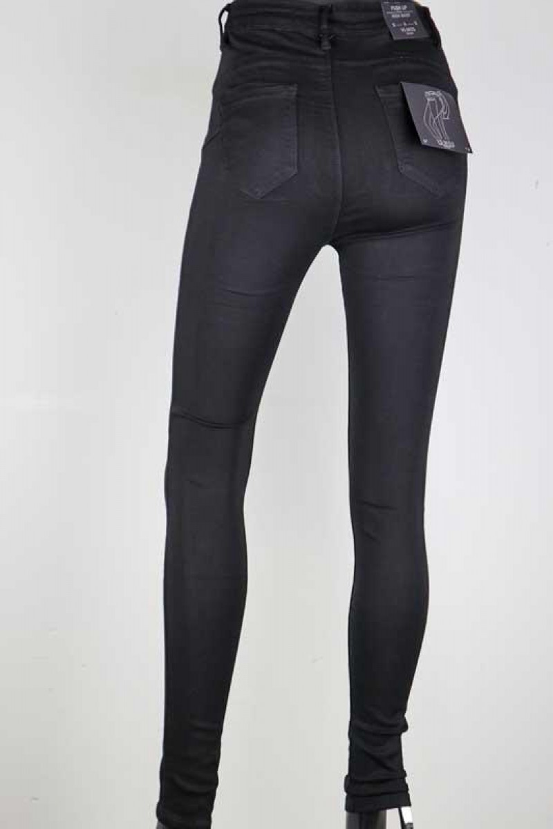 Jeans North Zwart